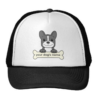 Personalized French Bulldog Cap