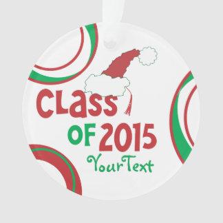 PERSONALIZED Funny Class 2015 © Graduation Tassel Ornament