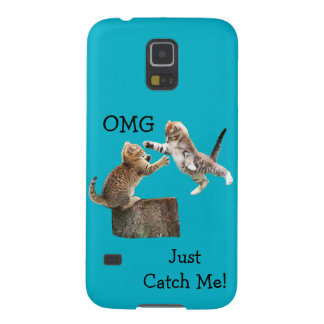 Personalized Funny Kitten Samsung Galaxy S5 Case