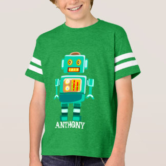 Personalized funny robot T-Shirt