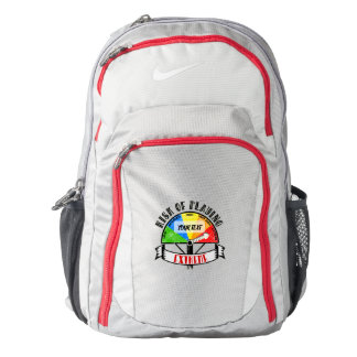 Personalized Funny Sport or Music design Backpack