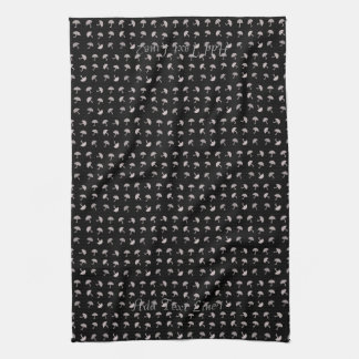 Personalized Funny Umbrellas Pattern  Towel