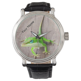 Personalized Gecko Watch