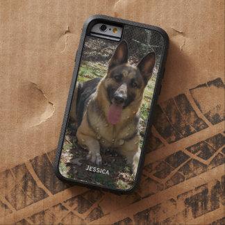 Personalized: German Shepherd iPhone 6 case