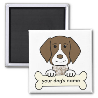 Personalized German Shorthaired Pointer Magnet