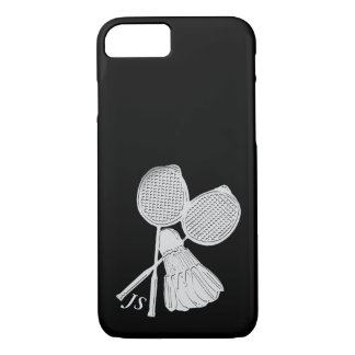 Personalized Gift for Badminton Player iPhone 8/7 Case