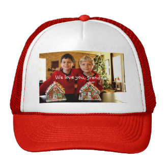 Personalized Gifts For Grandma Trucker Hat