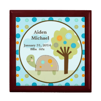 Personalized Giggle Gang/Animals Keepsake Box