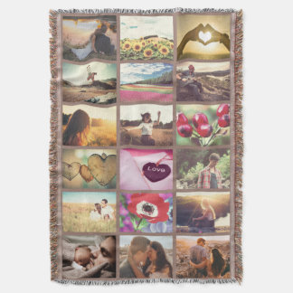Personalized good memories collage