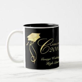 Personalized Graduation Photo Mugs