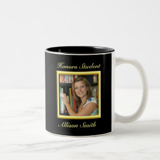 Personalized Graduation Photo Mugs
