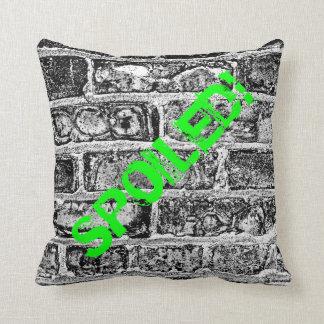 Personalized Graffiti Pillow