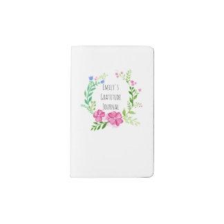 Personalized Gratitude Journal Gift Mindfulness