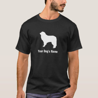 Personalized Great Pyrenees グレート・ピレニーズ T-Shirt