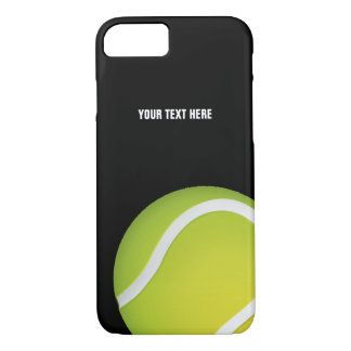 Personalized Green Tennis Ball iPhone 8/7 Case