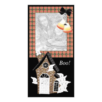 Personalized Halloween Photo Cards