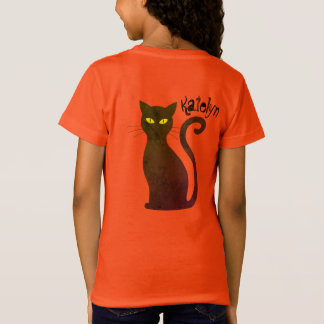 Personalized Halloween Tee