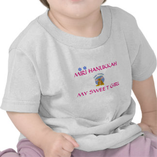 Personalized Hanukkah T-Shirt for your Sweet Girl
