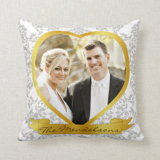 Personalized Heart Throw Pillow : Heart Shaped Cushions - Heart Shaped Scatter Cushions Zazzle.com.au