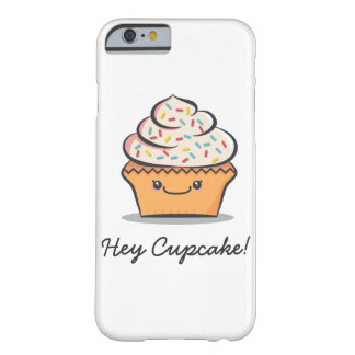 "Personalized ""Hey Cupcake!"" Cute Phone Case"
