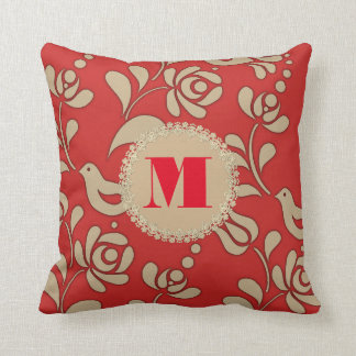 Personalized Hungarian Elegance Cushion