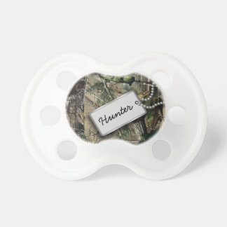 Personalized Hunter Military Camo Dummy
