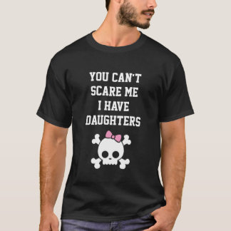 Personalized I have Daughters Funny T-Shirt