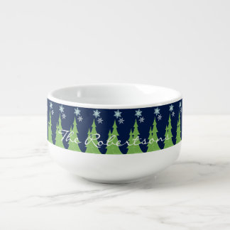 Personalized In The Woods Soup Mug