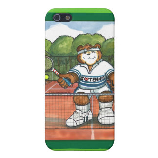 Personalized iPod Case for Tennis Player Cover For iPhone 5