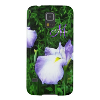 Personalized Iris Samsung Galaxy S5 Case