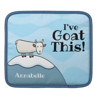 Personalized I've Goat This Rickshaw Sleeve