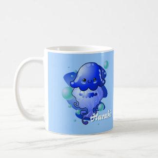 Personalized Jellyfish Coffee Mug