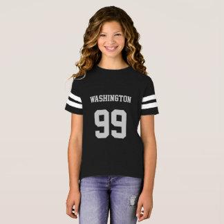 Personalized Jersey T-Shirt