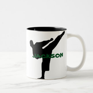 Personalized Karate Mug