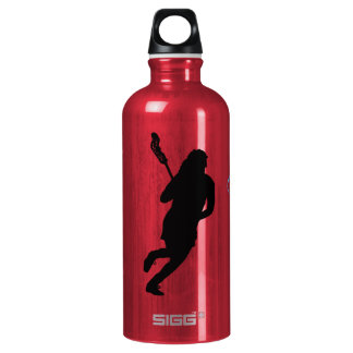 Personalized Kennedy Monogram K Lacrosse Female SIGG Traveller 0.6L Water Bottle