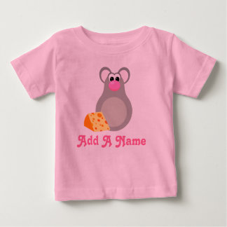 Personalized Kids Mouse Cartoon Gift T-shirts