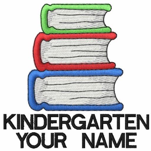 Personalized Kindergarten Teacher Jacket