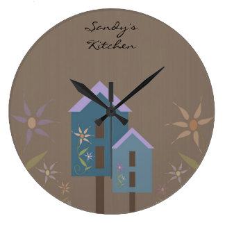 Personalized Kitchen Clock