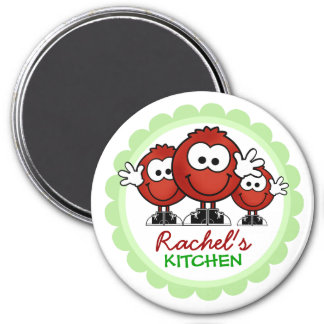 Personalized Kitchen Magnets