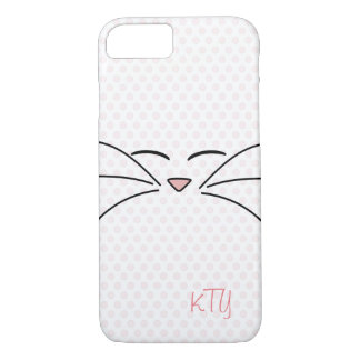 Personalized Kitty Face iPhone 8/7 Case