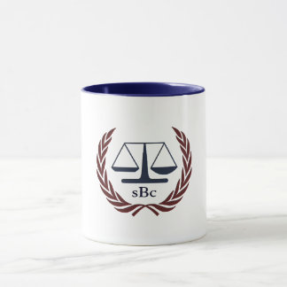 Personalized Lawyer Gifts Mug