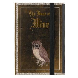 Personalized Little Owl iPad mini in Faux Leather iPad Mini Cover