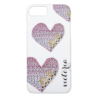 Personalized Love XOXO Phone Case