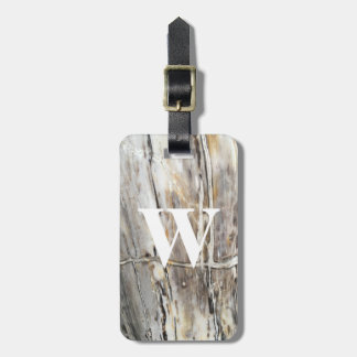 Personalized Luxe Luggage Tag