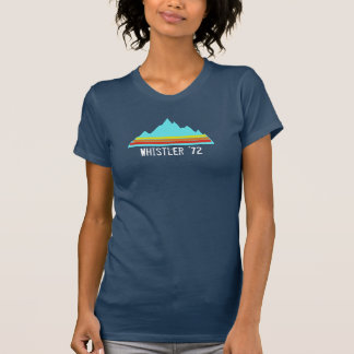 Personalized Made in the Mountains Rainbow T-Shirt