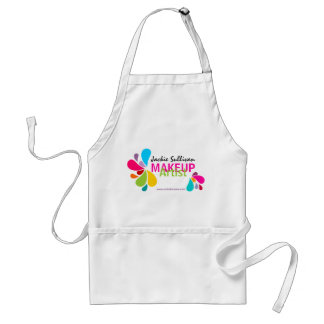 Personalized Makeup Artist Apron