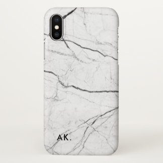 Personalized Marble iPhone X Case | CaseMate