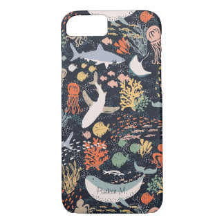 Personalized | Marine Life iPhone 7 Case