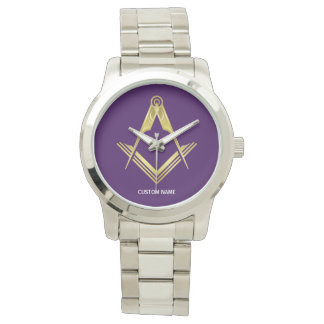 Personalized Masonic Gifts | Freemason Watches