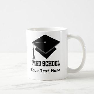 Personalized Medical School Coffee Mug